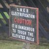 LNER sign at Gothland