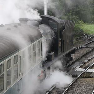 NER 0-8-0 Class T2/Class Q6 63395 at Gothland
