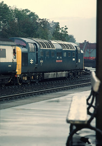 55022 Durham with 1S12 05.50 Kings X- Aberdeen 24/10/81