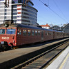 Electric Mulitiple Unit 69621 in Bergen station