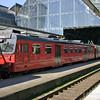 Electric Mulitiple Unit 69550 in Bergen station