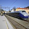 High speed train 73010  (Bergen-Oslo service)