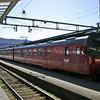 Electric Multiple unit 69051 in Bergen station