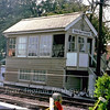 Swainsthorpe Signal Box.   29th August 1979