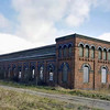 Yarmouth Vauxhall Engine Shed.