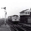 The 1150 from Norwich arrives at a rather murky Yarmouth Vauxhall on 18th February 1976.