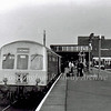 Class 101 at Cromer Beach.  9th September 1975