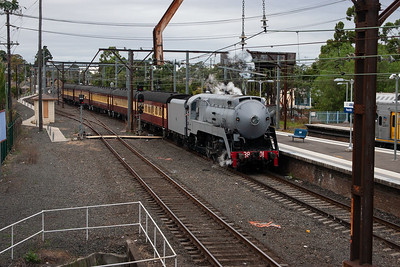 3801 at Penrith