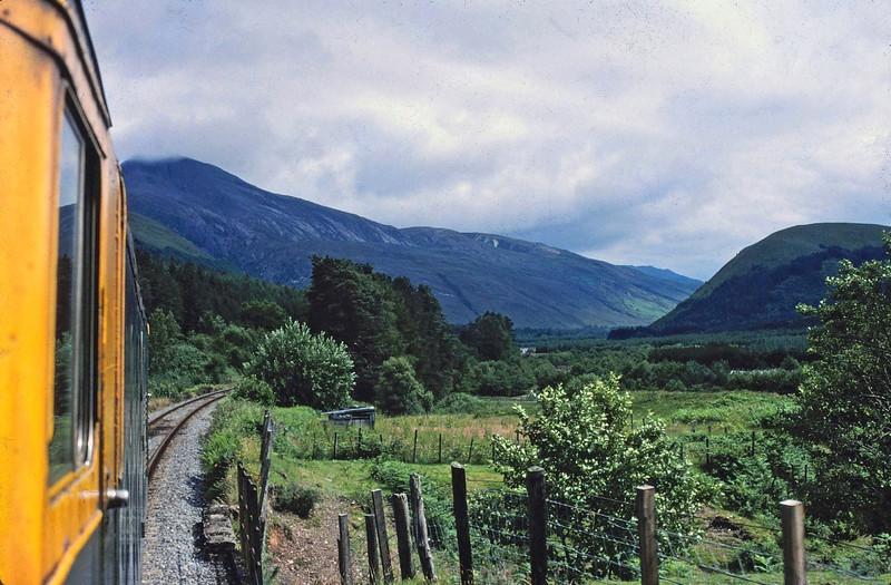 Dingwall to Kyle Line, Scotland.