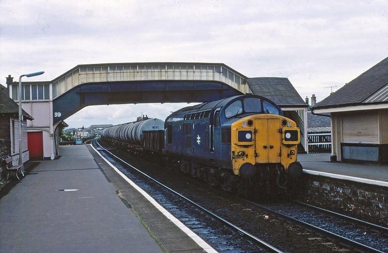 Prestwick, Scotland.
