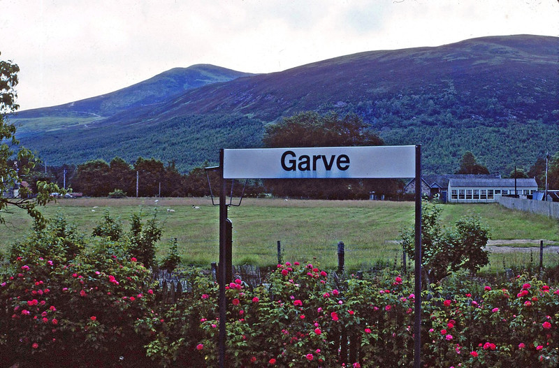 Garve. 14th July 1980.