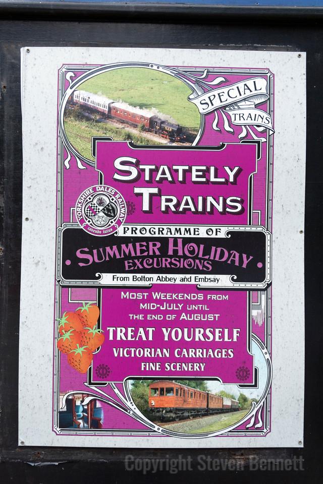 Stately Trains