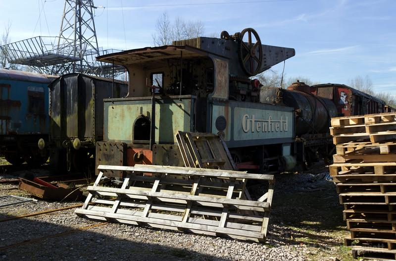 Glenfield No 1