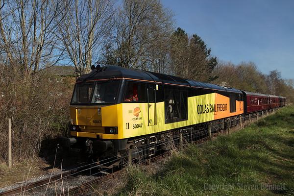 South Ribble Steam Railway Diesel Gala 2017