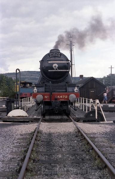 Steamtown 1984