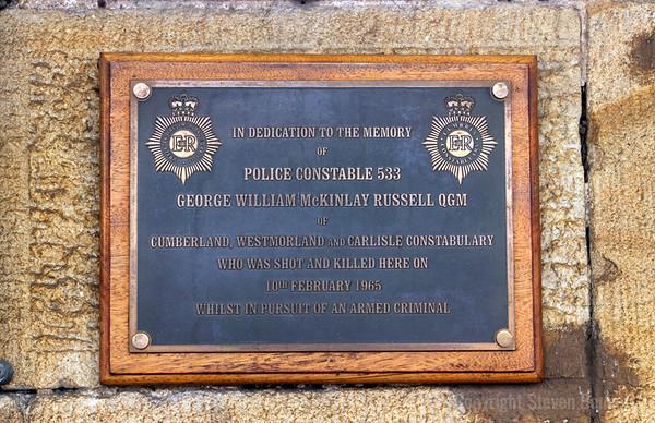 George William McKinlay Russell QGM