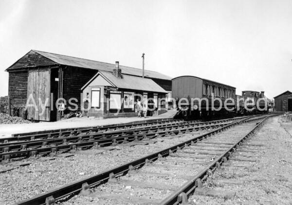 Brill Station, 1935