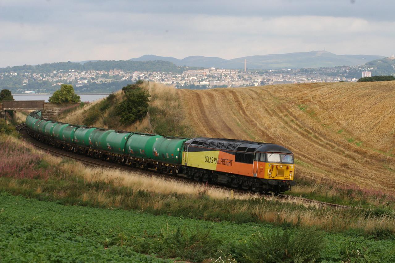 56105 6L48 Grangemouth - Linkswood