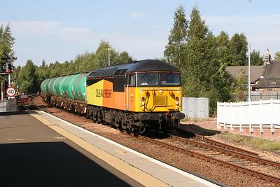 56105 6N72 Linkswood - Grangemouth