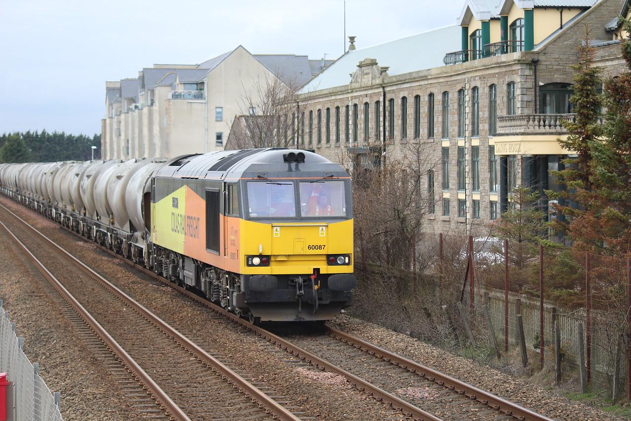 60087 6A65 Oxwellmains - Aberdeen Craiginches Cement