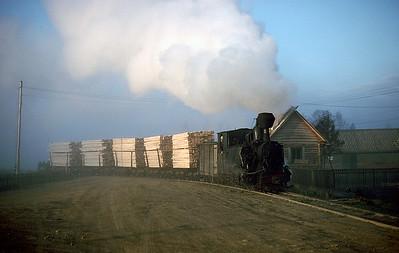 Romanian Steam October 1998