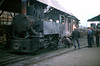 the better loco was being prepared to run for th rail-tour