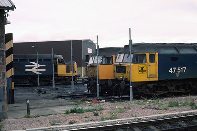 47517 at Inverness depot June 1988