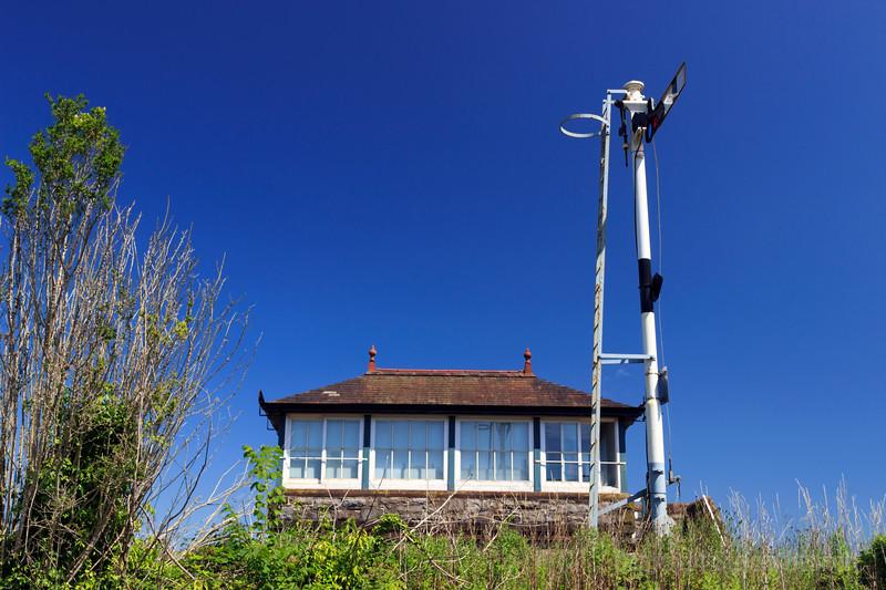 Arnside Signal Box