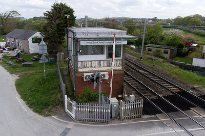 Signal Boxes And Level Crossing Frames