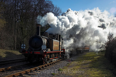 25th February 2006. Bluebell's Branch Line Weekend.;