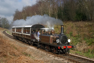26 February 2005. Bluebell's Branch Line Weekend.