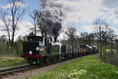 9th April 2005. Bluebell Goods Day