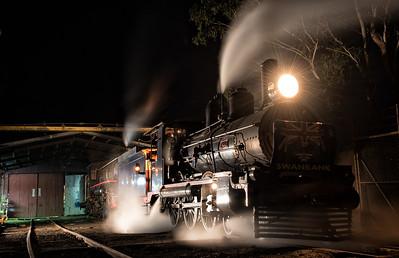 QPSR - Troop Train 2016