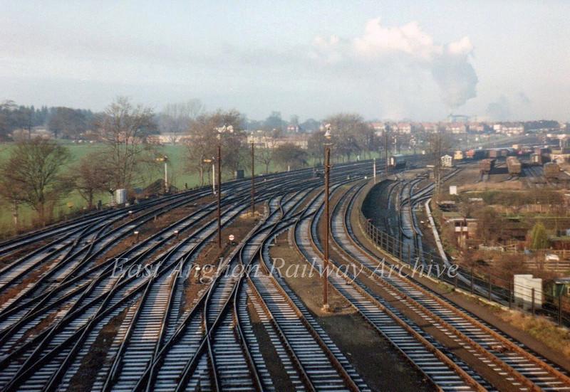 Ipswich facing North East