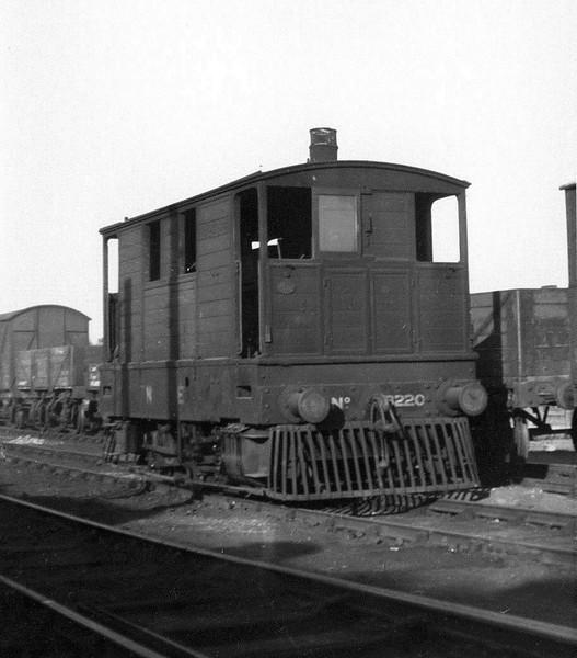 Tram Loco -- Class J70--No 68220