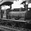 Ipswich Station. Class J15-- 0-6-0 ---65465