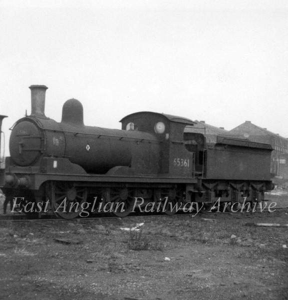 Class J15   0-6-0    65361