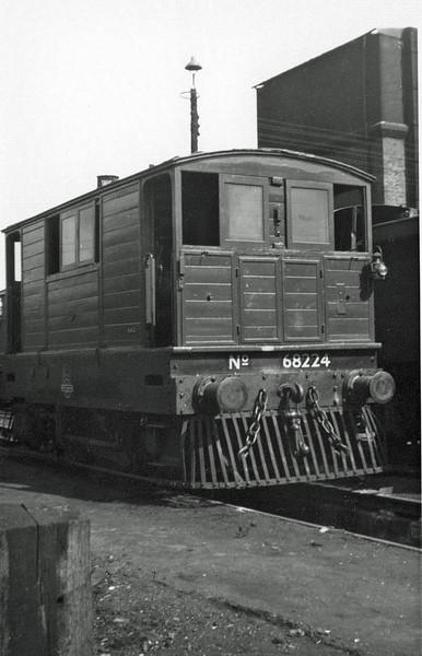 Tram Loco Class J70 No 68224