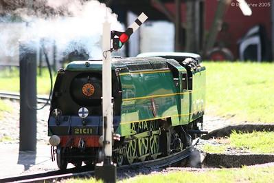 The Cockcrow Railway