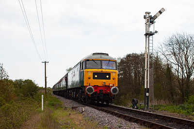 47580 has the road into Corfe station with 2N20 1510 from Swanage to Norden.