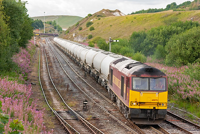 60075 takes the crossover off the the down mainline.