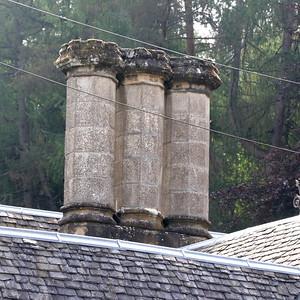 Chimney pot details