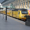 Network Rail Rail monitoring HST