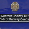 43 024 Great Western Society 1961 - 2011  Didcot Railway Centre