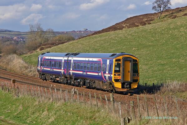 Class 158 Units