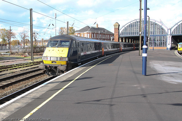 Class 82 Driving Trailers
