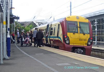Class 334 Units