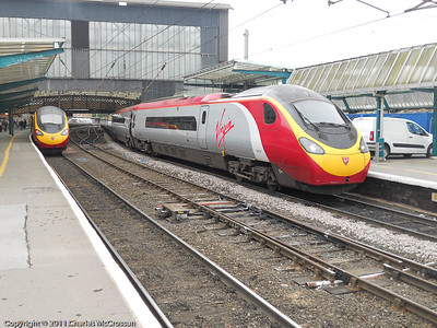 Class 390 - Virgin Pendilino Units