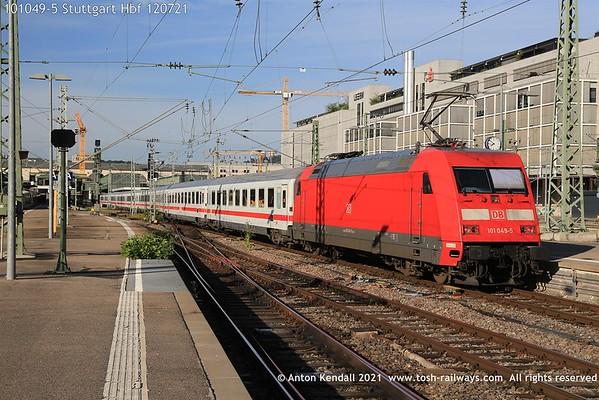 101049-5; Stuttgart; Hbf; 120721