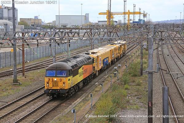 56302; Willesden; Junction; 160421